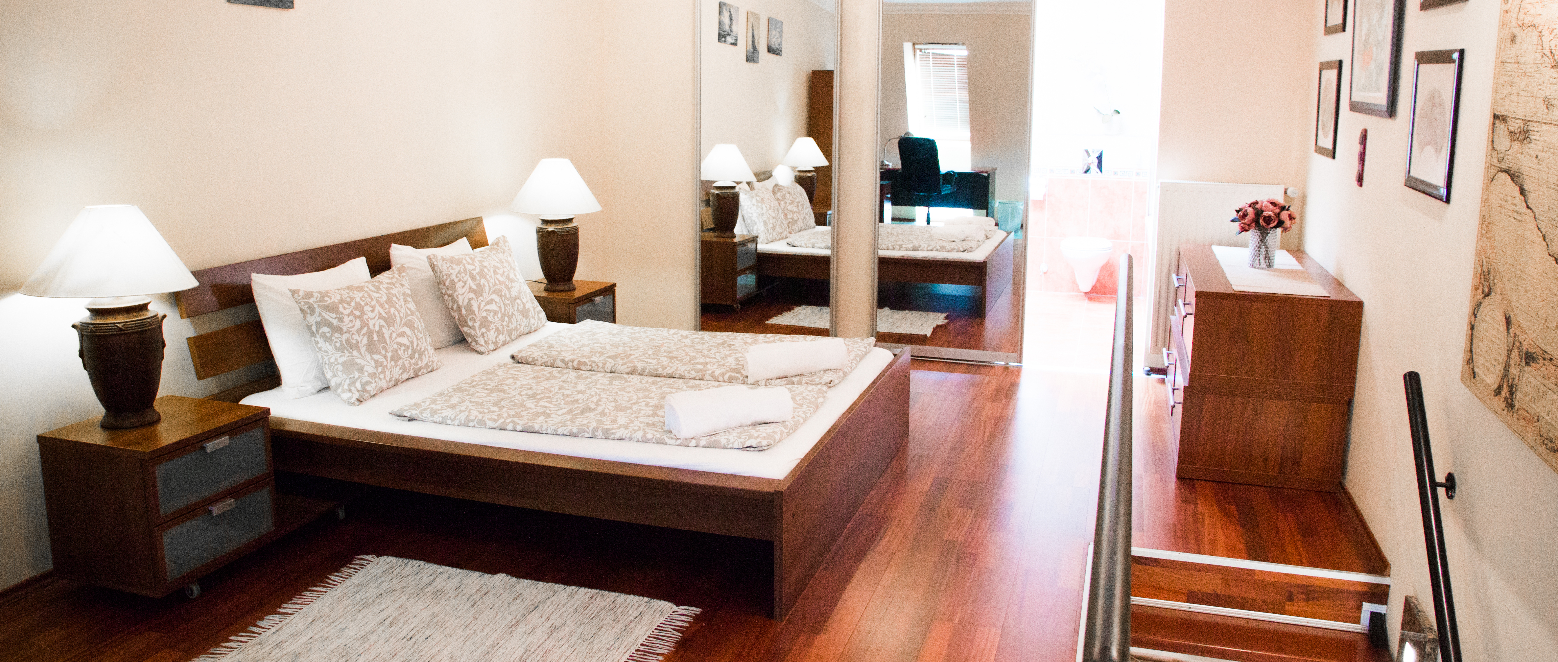 Comfortable One-Bedroom Apartments